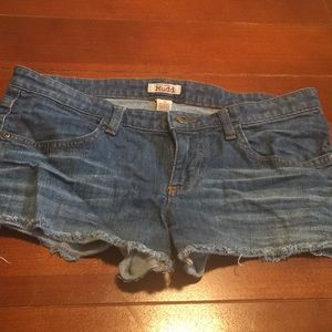Mudd Shorts - Jean short shorts